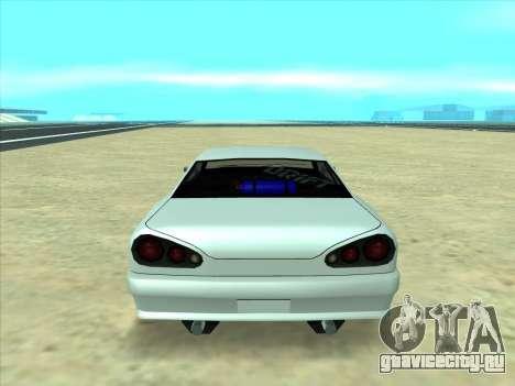 Drift elegy by KaMuKaD3e для GTA San Andreas вид сзади