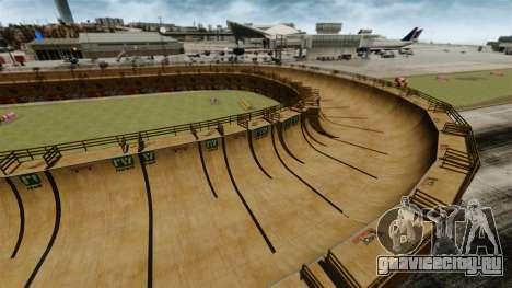 Гоночный трек v1.1 для GTA 4 четвёртый скриншот
