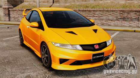 Honda Civic Type-R (FN2) для GTA 4