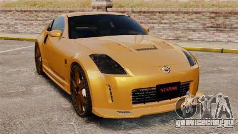 Nissan 350Z Tuning для GTA 4