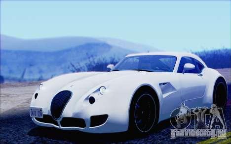 Wiesmann GT MF5 2010 для GTA San Andreas