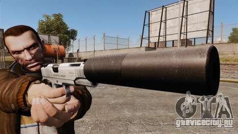 Пистолет Colt 1911 для GTA 4 третий скриншот