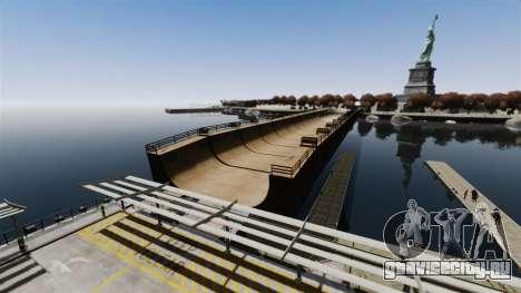 Новая дорога к острову счастья для GTA 4
