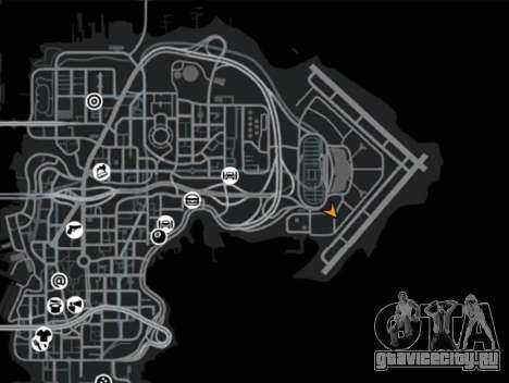 Гоночный трек v1.1 для GTA 4 пятый скриншот