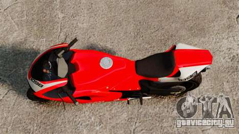 Ducati 1098 для GTA 4