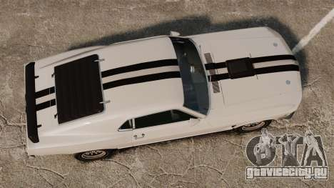 Ford Mustang Mach 1 Twister Special для GTA 4 вид справа