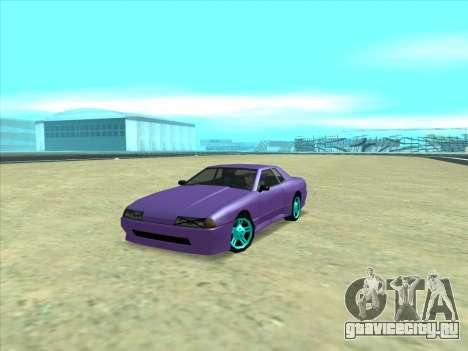 Drift elegy by KaMuKaD3e для GTA San Andreas