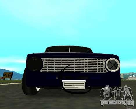 ВАЗ 2101 Baby v3 для GTA San Andreas вид сзади слева
