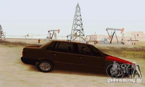 Fiat Duna для GTA San Andreas вид слева