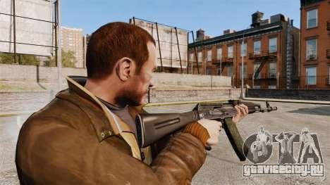 AK-74M для GTA 4 второй скриншот