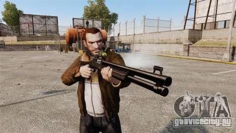 Тактический дробовик Fabarm SDASS Pro Forces v2 для GTA 4 третий скриншот