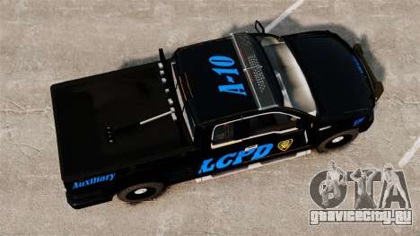 Ford F-150 v3.3 LCPD Auxiliary [ELS & EPM] v1 для GTA 4 вид справа