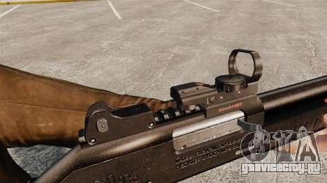 Тактический дробовик Fabarm SDASS Pro Forces v3 для GTA 4 четвёртый скриншот
