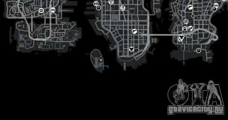Футбольное поле для GTA 4 пятый скриншот
