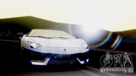 Lamborghini Aventador LP760-2 2013 для GTA San Andreas вид слева