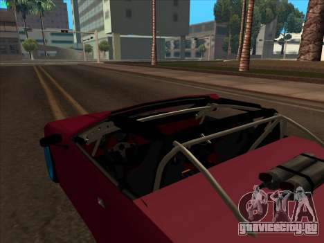 Elegy pickup by KaMuKaD3e для GTA San Andreas вид сбоку