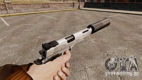 Пистолет Colt 1911 для GTA 4 второй скриншот