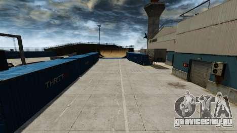 Гоночный трек v1.1 для GTA 4 второй скриншот
