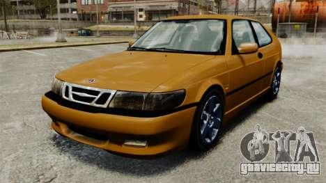 Saab 9-3 Aero Coupe 2002 для GTA 4