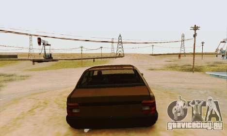 Fiat Duna для GTA San Andreas вид справа