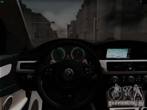 BMW M5 Hamann для GTA San Andreas колёса