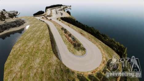 Новая локация Ebisu West для GTA 4