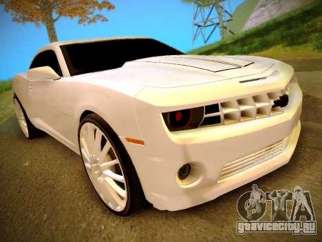Chevrolet Camaro SS Tuning для GTA San Andreas