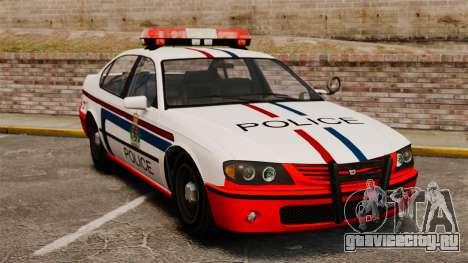 Полиция Люксембурга для GTA 4
