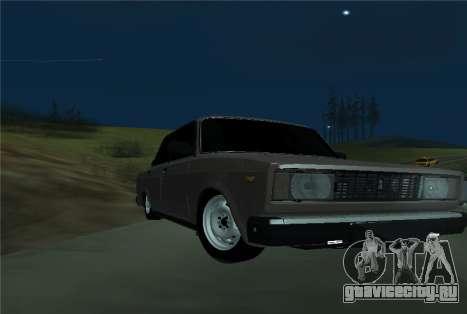 ВАЗ 21053 для GTA San Andreas вид слева