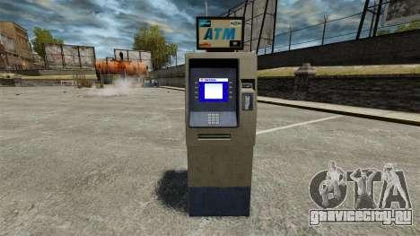 Банкомат Bank Of America v2.0 для GTA 4 второй скриншот
