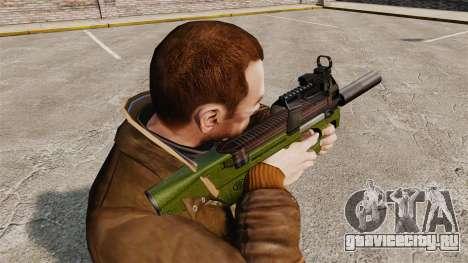 Бельгийский пистолет-пулемёт FN P90 v2 для GTA 4 второй скриншот