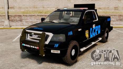 Ford F-150 v3.3 LCPD Auxiliary [ELS & EPM] v1 для GTA 4