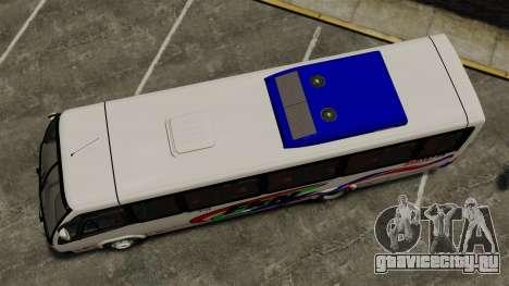 Marcopolo Senior для GTA 4 вид справа
