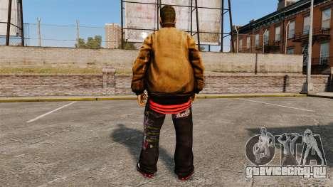 Пед Domdrug из TBoGT для GTA 4 шестой скриншот