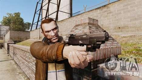 Самозарядный пистолет FN Five-seveN v1 для GTA 4 третий скриншот