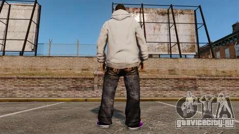 Пед Domdrug из TBoGT для GTA 4 второй скриншот