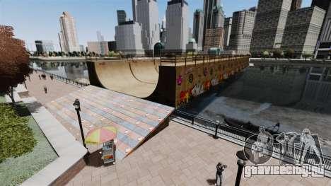 Новая дорога к острову счастья для GTA 4 третий скриншот