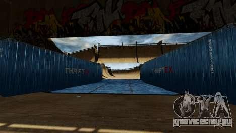 Гоночный трек v1.1 для GTA 4 третий скриншот