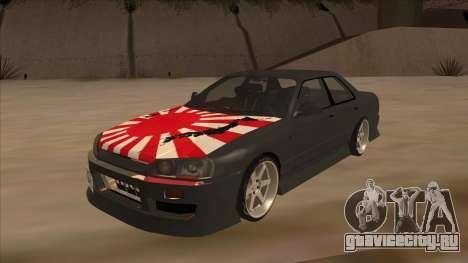 Nissan Skyline ER34 Street Style для GTA San Andreas