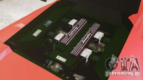 Lamborghini Murcielago 2005 для GTA 4 вид сбоку