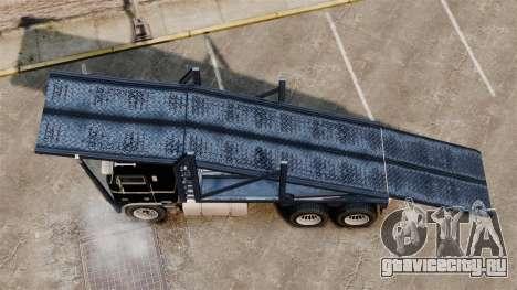 Packer-трамплин для GTA 4 вид справа