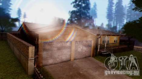 Extreme ENBSeries 2.0 для GTA San Andreas шестой скриншот