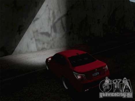 Ближний и дальний свет фар для GTA San Andreas четвёртый скриншот