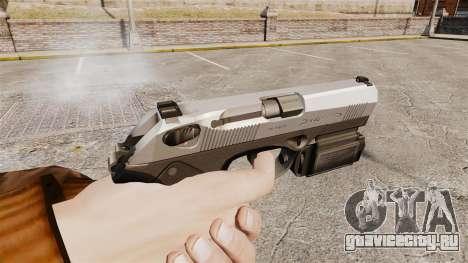 Beretta PX4 для GTA 4 третий скриншот