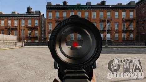 Тактическая M4 v1 для GTA 4 пятый скриншот