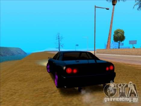 Elegy by Xtr.dor v1 для GTA San Andreas вид слева