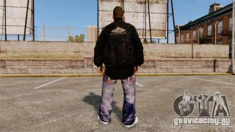 Пед Domdrug из TBoGT для GTA 4 четвёртый скриншот