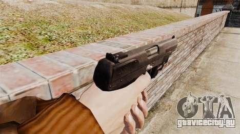 Самозарядный пистолет FN Five-seveN v1 для GTA 4 второй скриншот