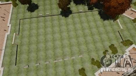 Футбольное поле для GTA 4 четвёртый скриншот