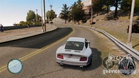 Спидометр AdamiX v3 для GTA 4 второй скриншот